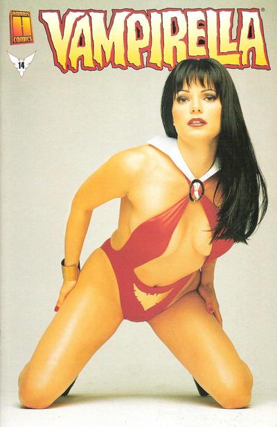 Cover for Vampirella (Harris Comics, 2001 series) #14 [Photo]