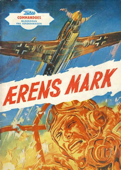 Cover for Commandoes (Fredhøis forlag, 1973 series) #14