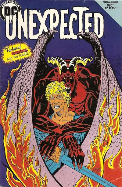 Cover for Unexpected (Federal, 1985 series) #[nn]