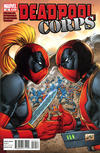 Cover for Deadpool Corps (Marvel, 2010 series) #10