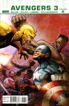 Cover for Ultimate Avengers (Marvel, 2009 series) #18