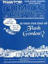 Cover for Comics Revue (Manuscript Press, 1985 series) #86