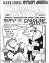 Cover for Comics Revue (Manuscript Press, 1985 series) #95