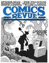 Cover for Comics Revue (Manuscript Press, 1985 series) #107