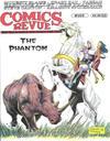 Cover for Comics Revue (Manuscript Press, 1985 series) #105