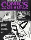 Cover for Comics Revue (Manuscript Press, 1985 series) #84