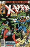 Cover for X-Men Annual (Marvel, 1970 series) #4 [Newsstand]