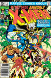 Cover for X-Men Annual (Marvel, 1970 series) #5 [Newsstand]