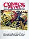 Cover for Comics Revue (Manuscript Press, 1985 series) #136