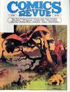 Cover for Comics Revue (Manuscript Press, 1985 series) #158