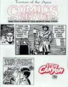 Cover for Comics Revue (Manuscript Press, 1985 series) #128