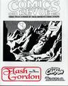 Cover for Comics Revue (Manuscript Press, 1985 series) #126