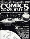 Cover for Comics Revue (Manuscript Press, 1985 series) #118