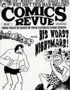 Cover for Comics Revue (Manuscript Press, 1985 series) #117