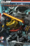 "Cover for G.I. Joe vs. The Transformers Vol. III ""The Art of War"" (Devil's Due Publishing, 2006 series) #4"