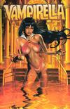 Cover for Vampirella (Harris Comics, 2001 series) #4 [HoloFX Cover]
