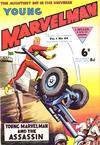 Cover for Young Marvelman (L. Miller & Son, 1954 series) #44