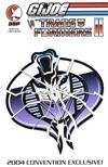 Cover for G.I. Joe vs. The Transformers Comic Book (Devil's Due Publishing, 2004 series) #0