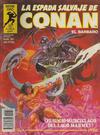Cover for La Espada Salvaje de Conan (Planeta DeAgostini, 1982 series) #30