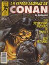 Cover for La Espada Salvaje de Conan (Planeta DeAgostini, 1982 series) #27