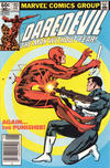 Cover Thumbnail for Daredevil (1964 series) #183 [Newsstand Edition]