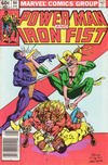 Cover Thumbnail for Power Man and Iron Fist (1981 series) #84 [newsstand]