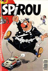 Cover for Spirou (Dupuis, 1947 series) #2917