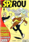 Cover for Spirou (Dupuis, 1947 series) #2943