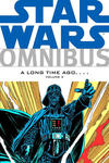 Cover for Star Wars Omnibus: A Long Time Ago.... (Dark Horse, 2010 series) #3