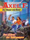 Cover for Axel F. (Bastei Verlag, 1988 series) #4