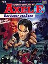 Cover for Axel F. (Bastei Verlag, 1988 series) #1