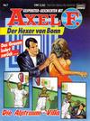 Cover for Axel F. (Bastei Verlag, 1988 series) #7