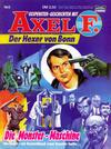 Cover for Axel F. (Bastei Verlag, 1988 series) #6