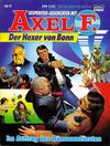 Cover for Axel F. (Bastei Verlag, 1988 series) #11