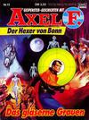 Cover for Axel F. (Bastei Verlag, 1988 series) #13