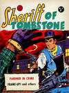Cover for Sheriff of Tombstone (Horwitz, 1959 series) #2