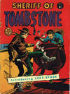Cover for Sheriff of Tombstone (Horwitz, 1959 series) #1