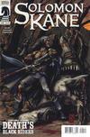 Cover for Solomon Kane: Death's Black Riders (Dark Horse, 2010 series) #4