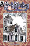 Cover for Sock Monkey: The Inches Incident (Dark Horse, 2006 series) #2