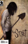 Cover for The Secret (Dark Horse, 2007 series) #4