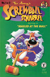 Cover for Screwball Squirrel (Dark Horse, 1995 series) #1