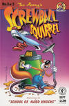 Cover for Screwball Squirrel (Dark Horse, 1995 series) #3