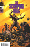 Cover for The Scorpion King (Dark Horse, 2002 series) #2