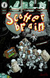 Cover for Scatterbrain (Dark Horse, 1998 series) #4