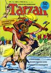 Cover for Tarzan (Atlantic Forlag, 1977 series) #4/1980