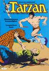 Cover for Tarzan (Atlantic Forlag, 1977 series) #10/1980