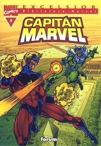 Cover Thumbnail for Biblioteca Marvel: Capitán Marvel (Planeta DeAgostini, 2002 series) #9