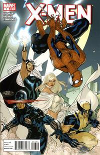 Cover Thumbnail for X-Men (Marvel, 2010 series) #7