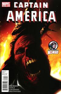 Cover Thumbnail for Captain America (Marvel, 2005 series) #614