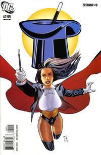 Cover Thumbnail for Zatanna (DC, 2010 series) #9
